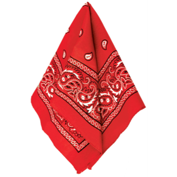 Picture of RED BANDANAS