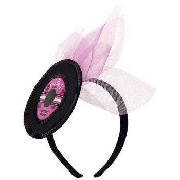 Image de 50'S MINI RECORD HEADBAND