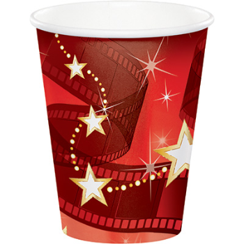 Image de HOLLYWOOD LIGHTS - 9OZ CUPS