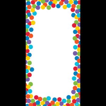 Picture of DECOR - CUSTOMIZABLE DOOR DECORATING KIT - RAINBOW