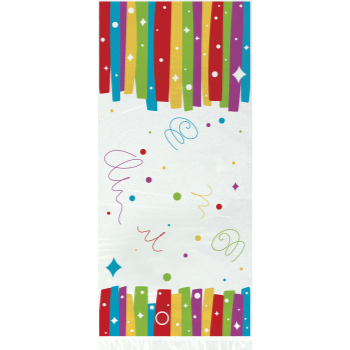 Picture of DECOR - RAINBOW RIBBONS BIRTHDAY CELLO BAGS