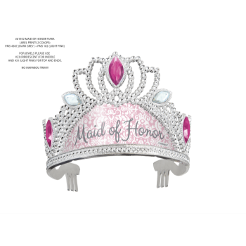 Picture of MAID OF HONOR TIARA