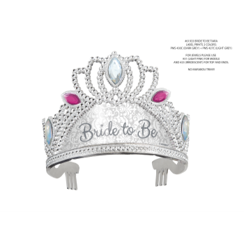 Picture of BRIDE TO BE TIARA