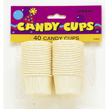 Picture of PAPER CANDY CUPS - 40CT