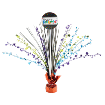 Picture of DECOR - OFFICIALLY RETIRED  SPRAY CENTERPIECE