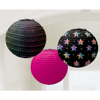 Picture of 70'S - DISCO FEVER LANTERNS