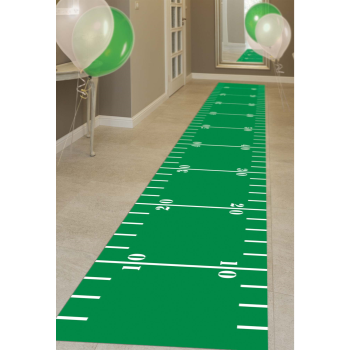 Picture of FOOTBALL YARDS FLOOR RUNNER 10' X 2'