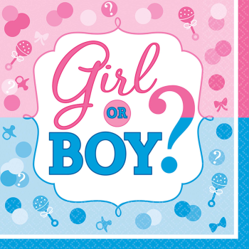 Image de GENDER REVEAL - GIRL OR BOY?  LUNCHEON