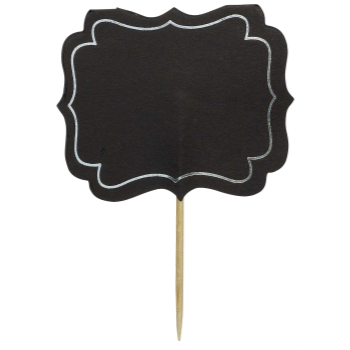 Image de COCKTAIL - SMALL CHALKBOARD PICKS