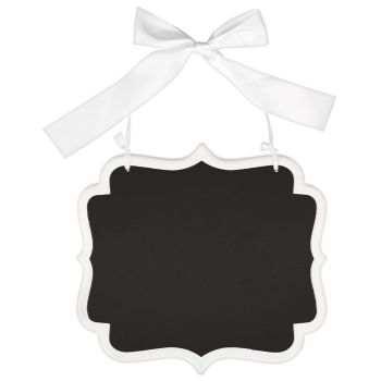 Picture of LG CHALKBOARD SIGN - WHITE