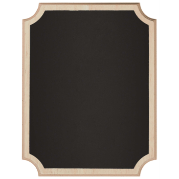 Picture of CHALKBOARD EASEL SIGN - NATURAL