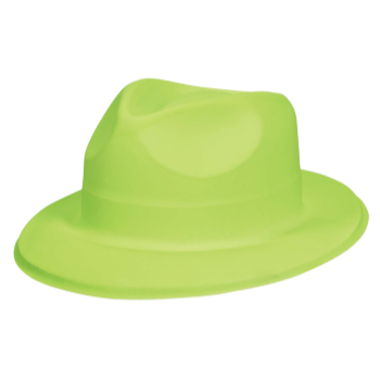 Picture of NEON PLS FEDORA HAT