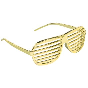 Picture of GOLD SHUTTER GLASSES