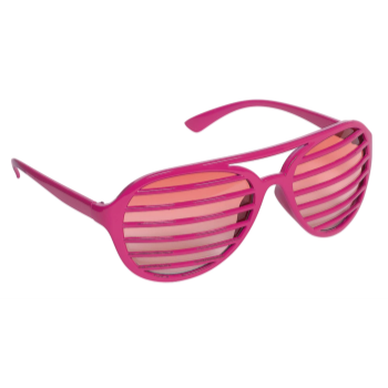 Picture of PINK SLOT GLASSES