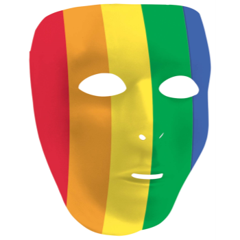 Picture of RAINBOW  FULL FACE MASK