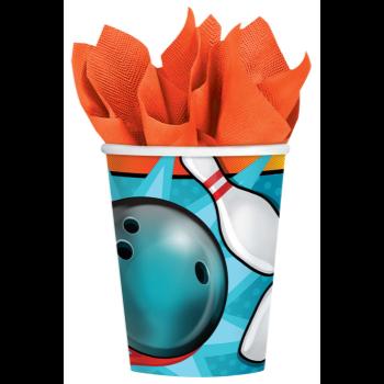 Image de BOWLING 9OZ CUPS