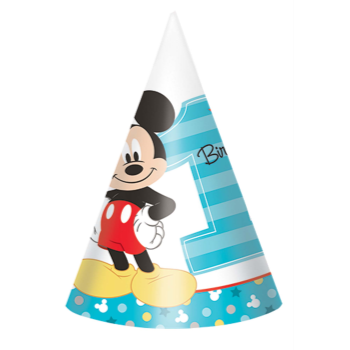 Image de MICKEY'S FUN TO BE ONE - CONE HATS