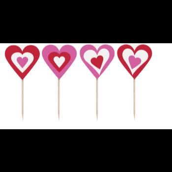 Image de DECOR - HEART PICKS