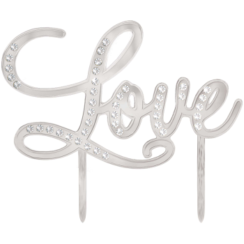 Picture of LOVE CAKE TOPPER