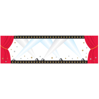 Image de HOLLYWOOD PERSONALIZE SIGN BANNER