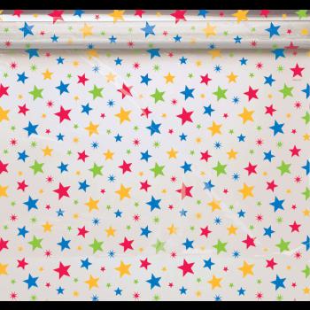 """Picture of CELLO WRAP - 30"""" X 40' BRIGHT STARS"""