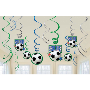 Picture of SOCCER SWIRLS