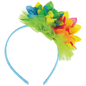Picture of BRIGHT FLORAL HEADBAND