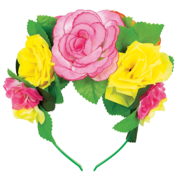 Picture of DELUXE FLORAL HEADBAND