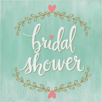 Image de MINT TO BE - LN BRIDAL SHOWER
