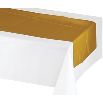 Picture of GOLD - TABLE RUNNER METALLIC