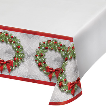 Image de TABLEWARE - WELCOMING WREATH - TABLE COVER