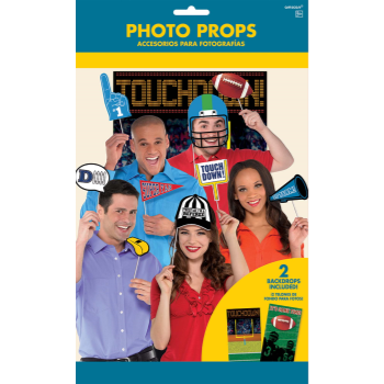 Picture of FOOTBALL PHOTO PROPS KIT