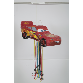 Picture of CARS 3 PULL PINATA