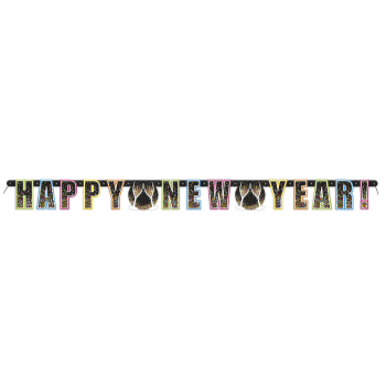Image de DECOR - CONFETTI NEW YEAR JOINTED BANNER