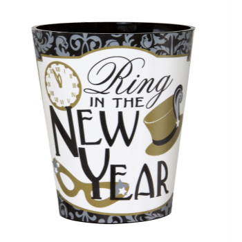 Image de TABLEWARE - RING IN THE NEW YEAR SHOT GLASS