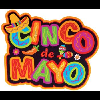 Picture of CINCO DE MAYO PLS GLITTER C/O