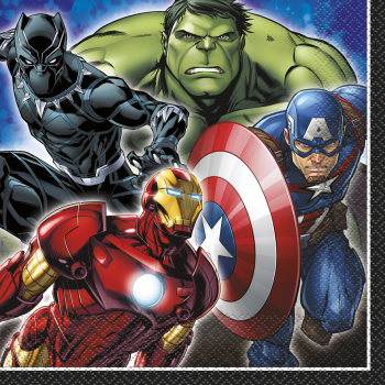 Picture of AVENGERS - LUNCHEON NAPKIN