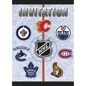 Picture of NHL INVITATIONS