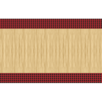 Picture of TABLEWARE - BUFFALO PLAID LUMBERJACK - TABLE COVER