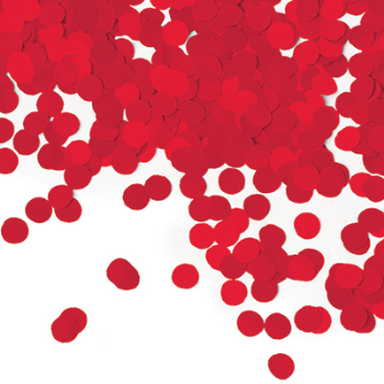 Picture of TISSUE CONFETTI - RED