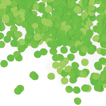 Picture of TISSUE CONFETTI - LIME