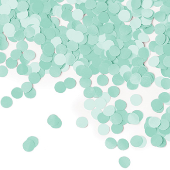 Picture of TISSUE CONFETTI - MINT