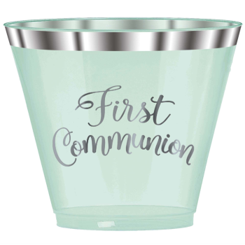 Picture of TABLEWARE - COMMUNION BLUE 9oz TUMBLER