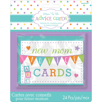 Picture of GAME - NEW MOMMY ADVICE CARDS