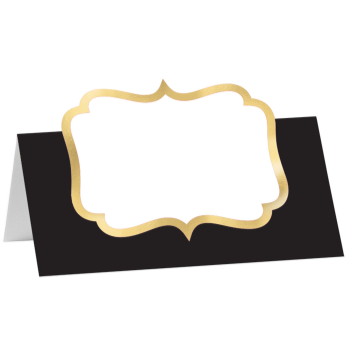 Picture of EAT DRINK AND BE MERRIED BUFFET DECO KIT