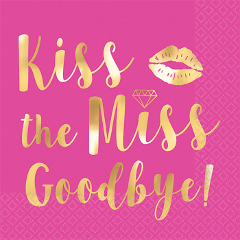 Picture of KISS THE MISS GOODBYE BN