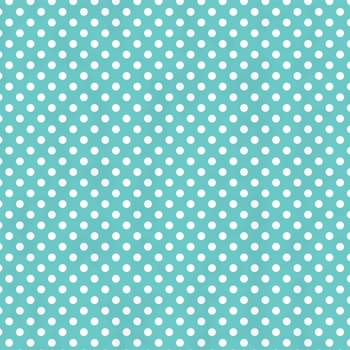 Picture of PRINTED TISSUE PAPER DOT ROBIN'S EGG BLUE