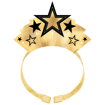 Image de GLITZ & GLAM HEADBANDS 8CT