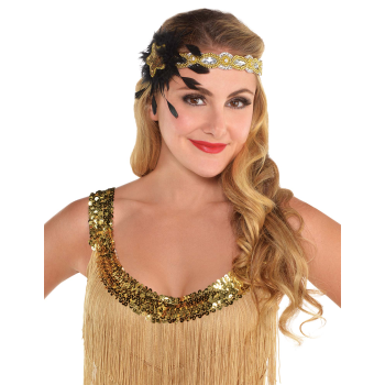Image de GLITZ & GLAM SEQUINED HEADBAND