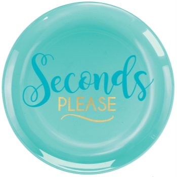 "Picture of B SECONDS PLEASE - 7"" PLAS TIC PLATES 20CT"